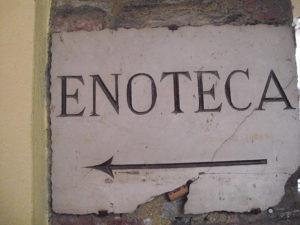 Italy Enoteca
